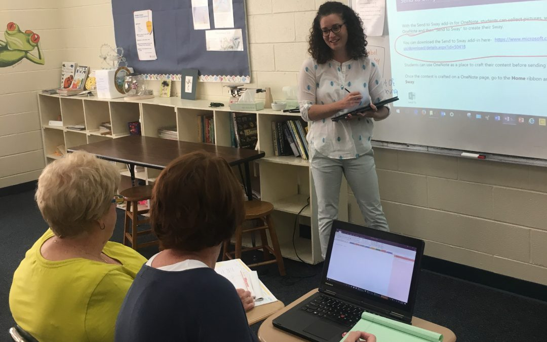 Guest Post: How one teacher uses ScreenBeam to create student-centered classrooms.