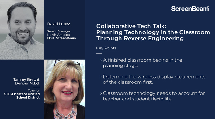 Collaborative Tech Talk: Planning Technology in the Classroom Through Reverse Engineering