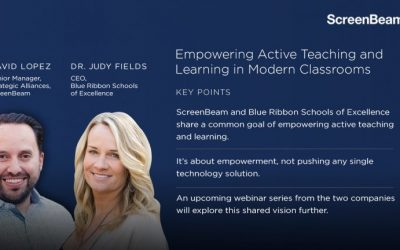 Empowering Active Teaching and Learning in Modern Classrooms