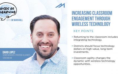 Increasing Classroom Engagement Through Wireless Technology